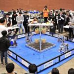 일산 킨텍스서 '국내 최대 로봇 경진대회' 개최…해외 12개국 참여