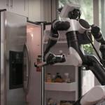 日 도요타, VR기술로 가정용 로봇 훈련한다