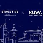스테이지파이브, 글로벌 소셜 로봇 개발사 NUWA Robotics와 전략적 제휴
